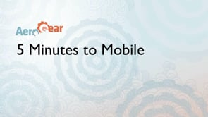 5 Minutes to Mobile with JBoss AeroGear