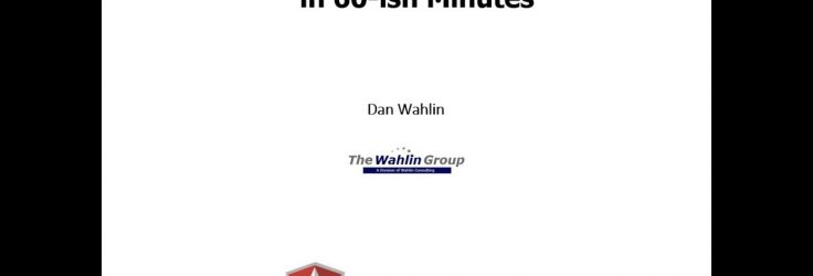 AngularJS In 60 Minutes
