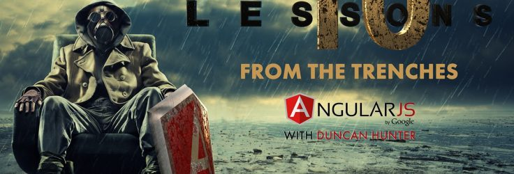 AngularJS in the Enterprise – Lessons from the Trenches