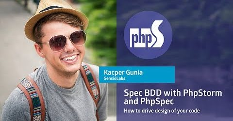 BDD for PHP with PhpStorm and PhpSpec