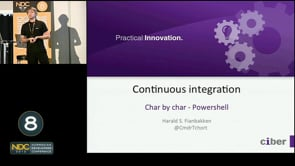 Char by Char Continuous Integration