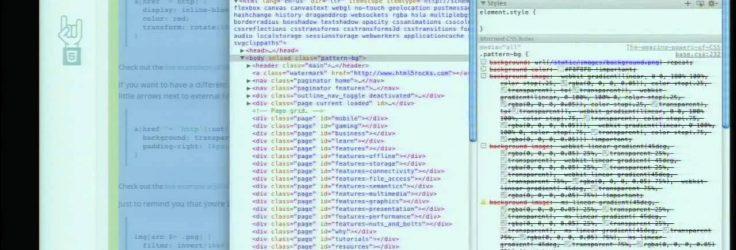 Chrome Developer Tools Evolution