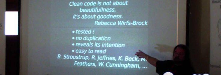 Clean Code in Practice