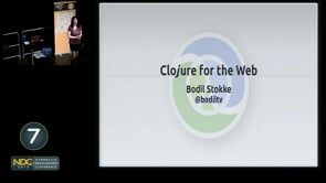 Clojure for the Web