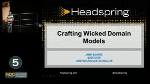 Crafting Wicked Domain Models