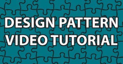 Design Patterns Video Tutorial