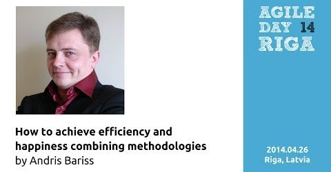 Efficiency and Happiness Combining Software Development Methodologies