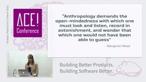 Ethnography in Software Design