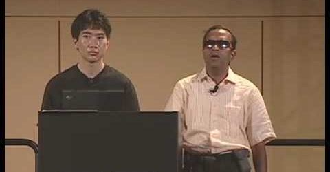 Google I/O 2008 – Design Patterns for Enhanced Accessibility