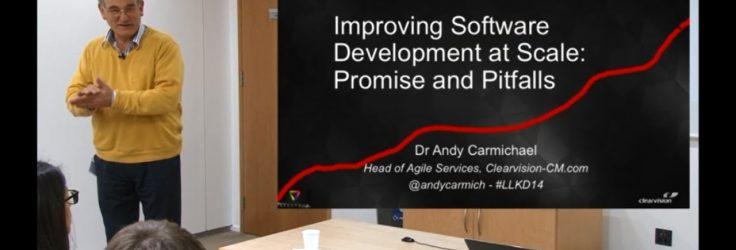 Improving Software Development at Scale: Promise and Pitfalls