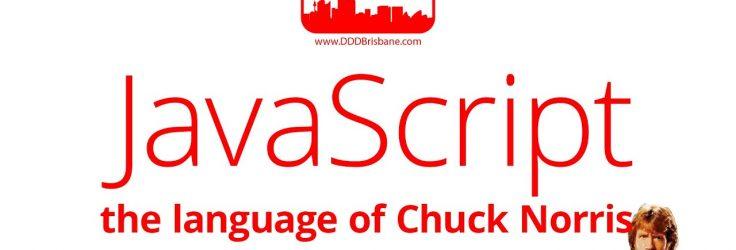 JavaScript, the Language of Chuck Norris