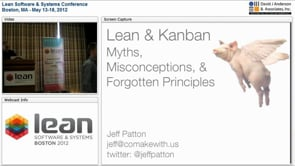 Lean & Kanban Myths, Misconceptions and Forgotten Principles