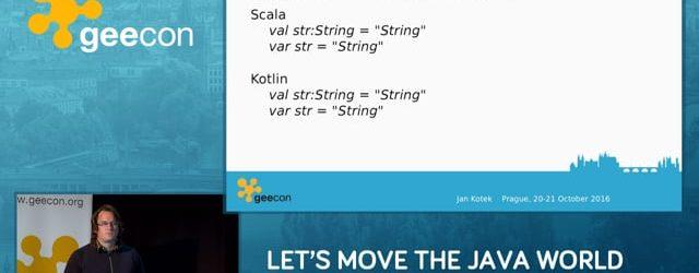 Scala versus Kotlin versus Java8
