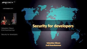 Security for Software Developers