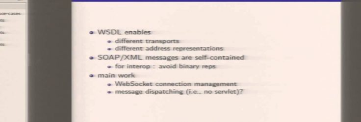 SOAP or REST or WebSocket?