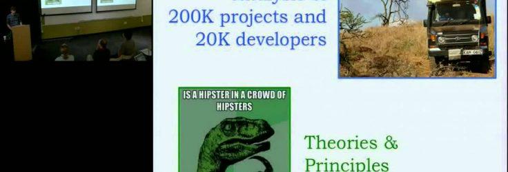 Social Theories for Programming Language Adoption
