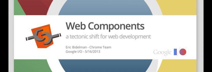 Web Components: A Tectonic Shift for Web Development