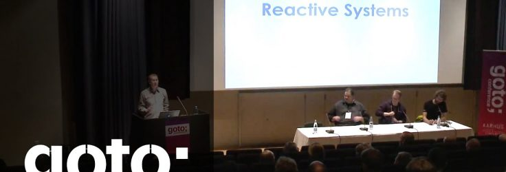 What is a Reactive Application?