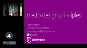 Windows Metro Design Principles