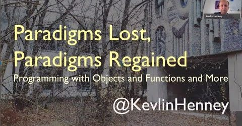 Programming Paradigms Lost