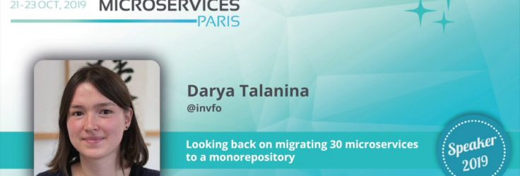 Migrating 30 Microservices to a Monorepository